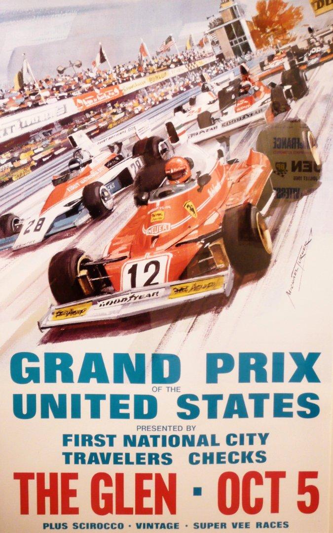 US Grand Prix, 1975