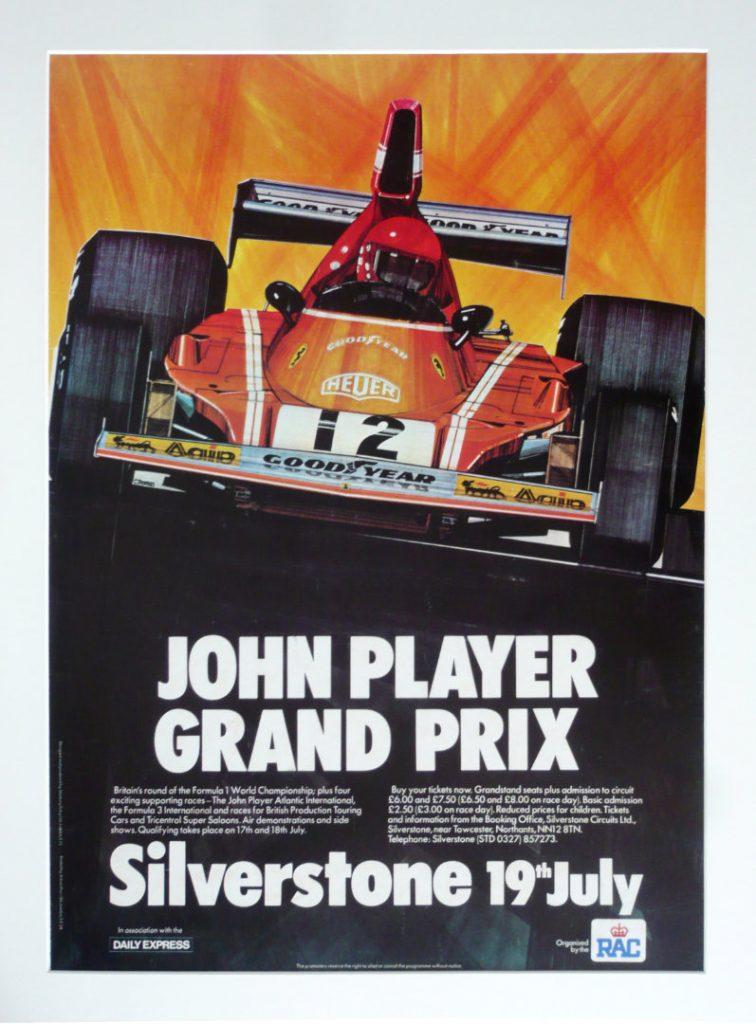 British Grand Prix 1975