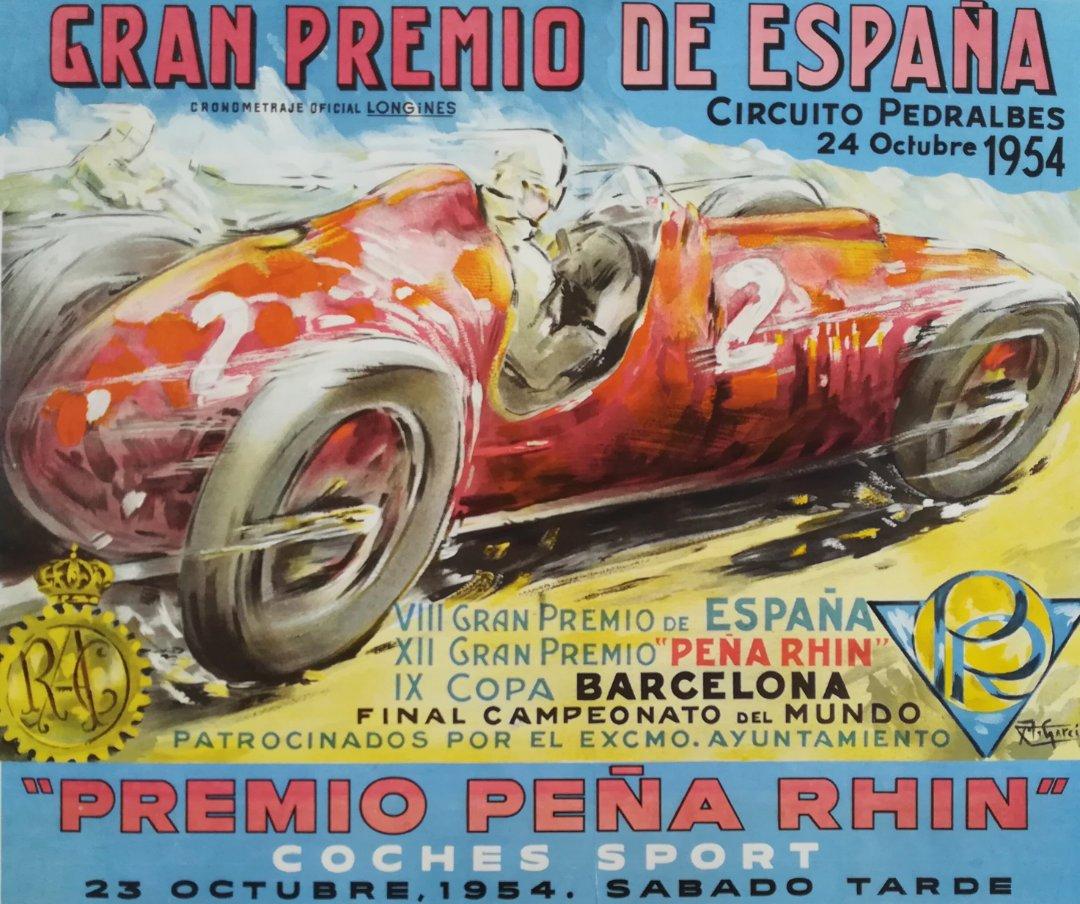 Spanish Grand Prix 1954