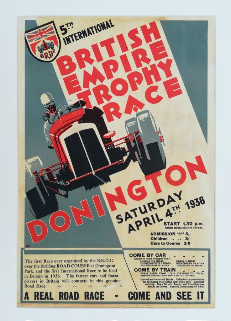 British Empire Trophy Race 1936
