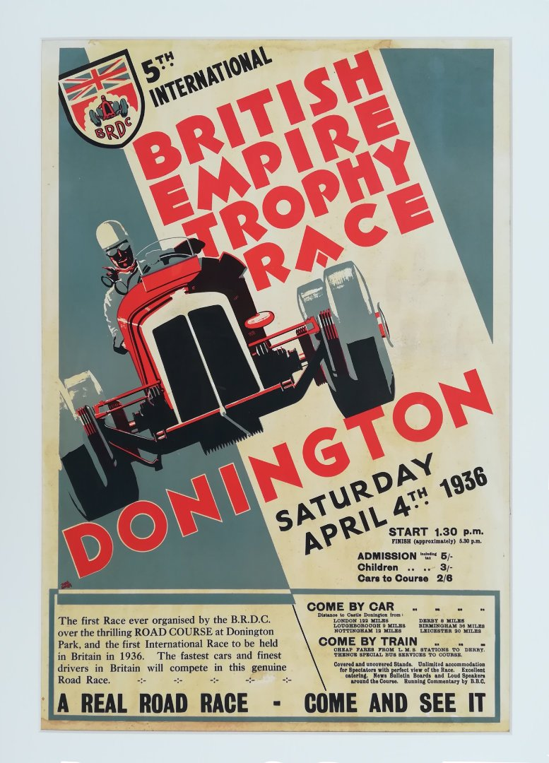 Empire Trophy Race 1936