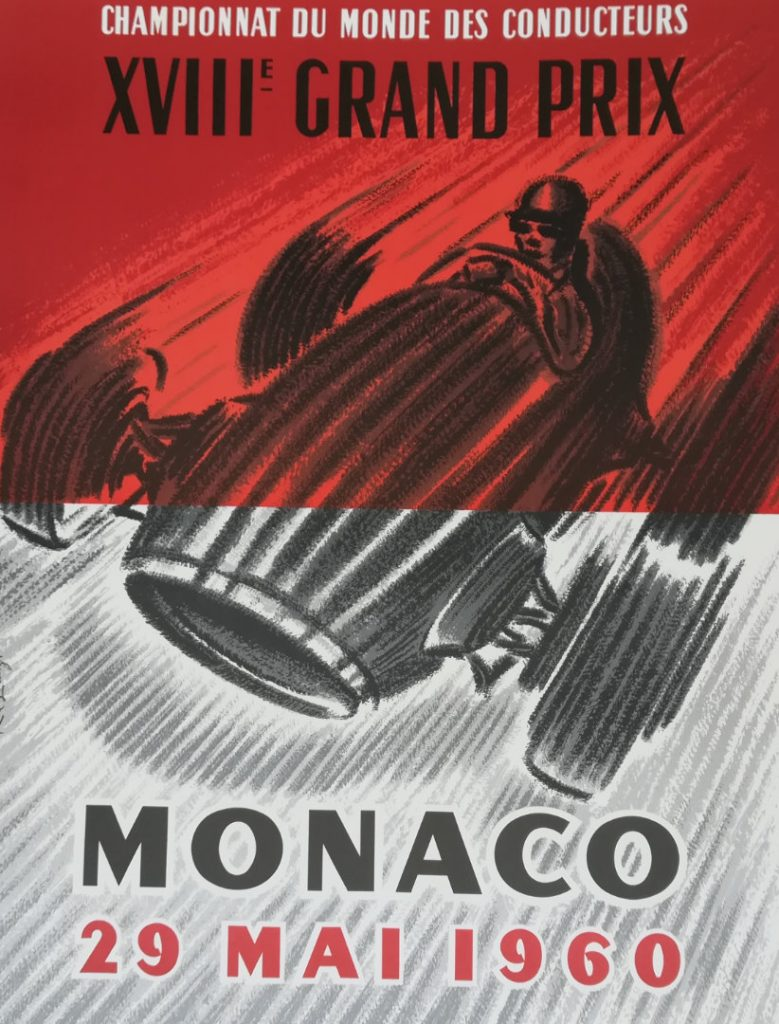 Monaco Grand Prix 1960