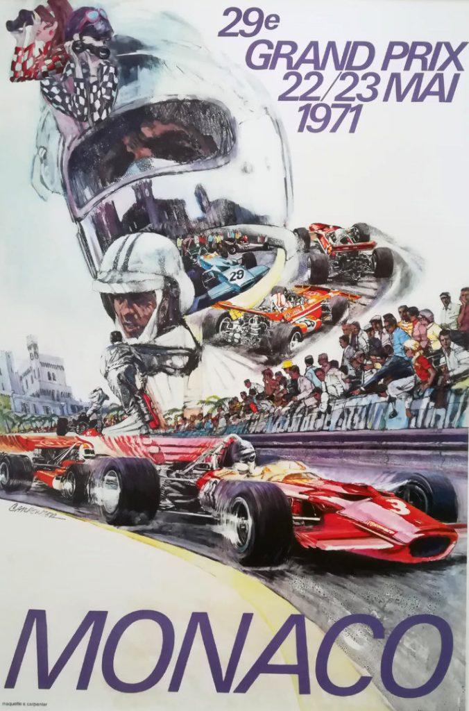 Monaco Grand Prix 1971
